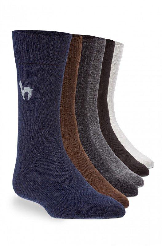 Alpaka Business-Socken