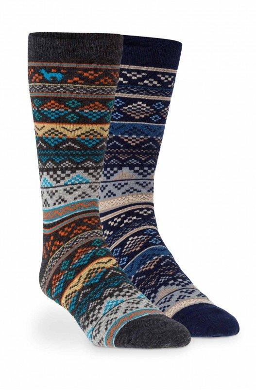 Alpaka Premium Inka Socken (Baby-Alpakawolle)