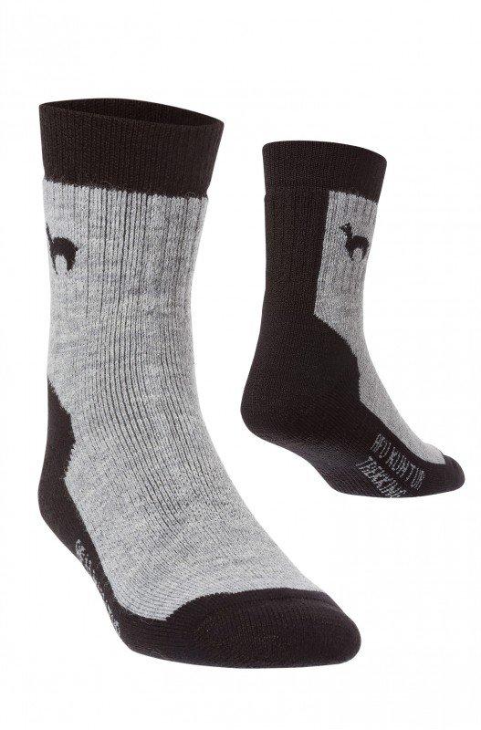 Alpaka Trekking-Socken