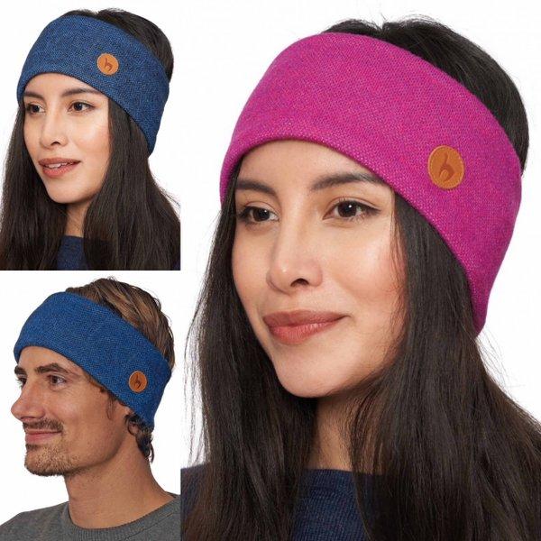 Stirnband ALPACA SPORT für Mann und Frau