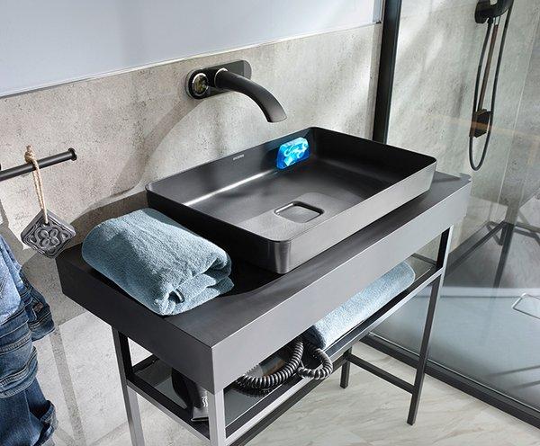 Seifenhalter - Waschbecken, Badewanne, Dusche